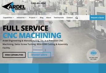 ardel-new-website