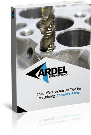 Cost Effective Design Tips for Machining Complex Parts