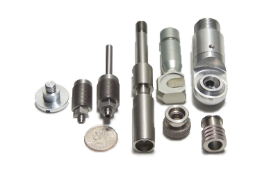 Machined Parts Gallery