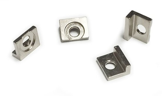 Complex Parts Created on a Swiss Screw Machine